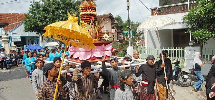Gelar Budaya Dusun Plumbon